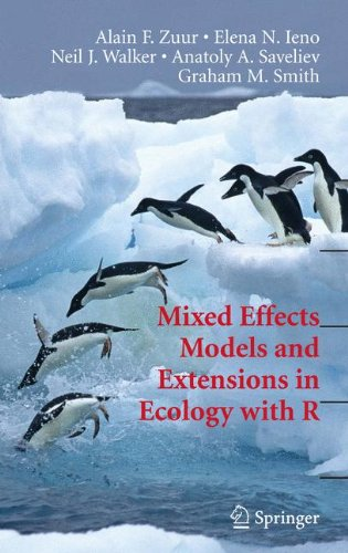 Mixed Effects Models and Extensions in Ecology with R (Statistics for Biology and Health) by imusti