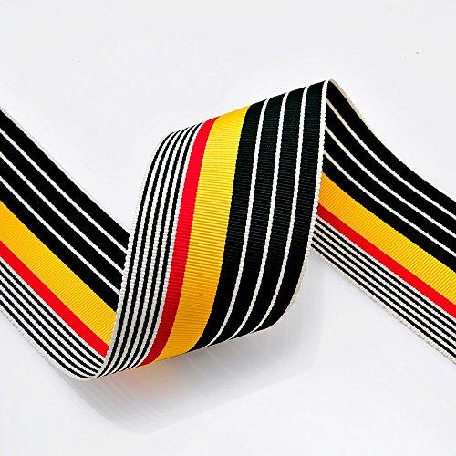 10-Yards Grosgrain Stripe Ribbon 2-3/4