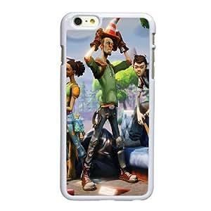 D3V08 Fortnite funda iPhone Q7Y4EL 6 4.7 pufunda LGadas funda caja del teléfono celular cubre II0ANW6QP blanco