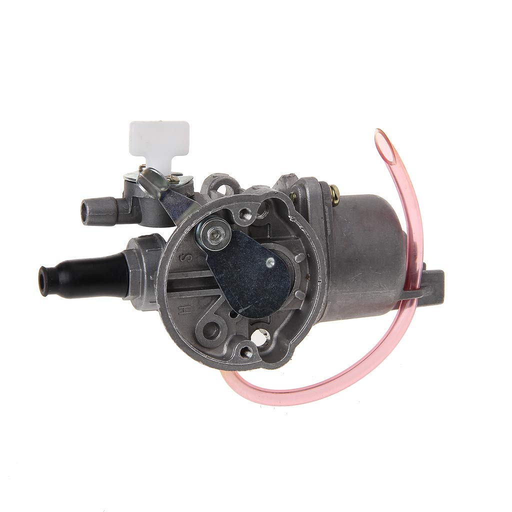 roter Luftfilter Vergaservergaser Carby Stack f/ür 2-Takt 47cc 49cc Motorteile Mini Moto