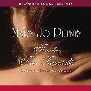 Nowhere Near Respectable Audiobook
