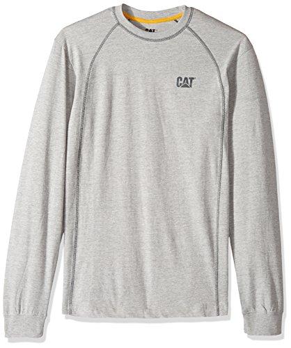 Caterpillar Mens Performance Long Sleeve T-Shirt