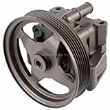 Remanufactured Power Steering Pump For Jaguar X-Type 2002-2008 - BuyAutoParts 86-01344R Remanufactured