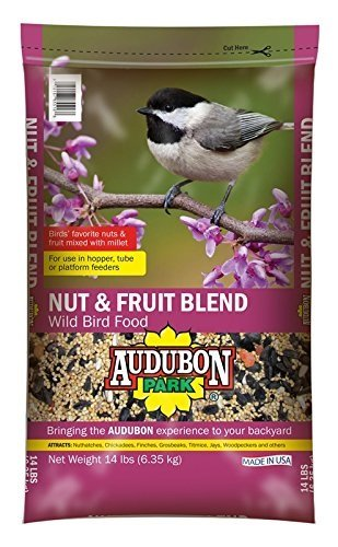 Global Harvest Foods 11874 Food Bird Fruit/nut Blend, 14 lb