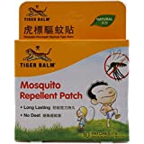 TIGER BALM - Mosquito Repellent Patch (10 patches)