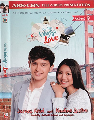 On the Wings of Love Vol 10 Filipino Dvd