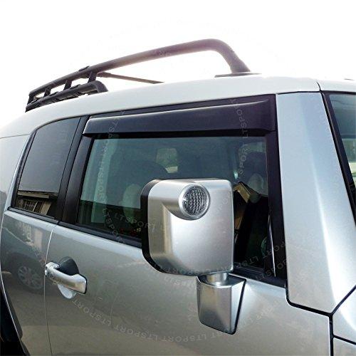 Lt Sport Custom Fit 07 13 Toyota Fj Cruiser Side Window