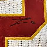 Autographed/Signed Tyrann Mathieu Kansas City White
