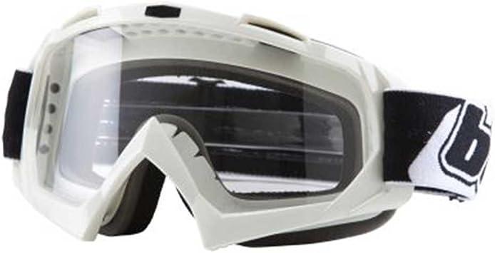 O Neal Motocross Blur B Flex Goggles White Auto