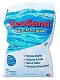 Zeo ZeoSand Alternative Pool Sand Filter Media - 50 Pounds by, Inc