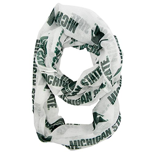 NCAA Michigan State Spartans  Sheer Infinity -