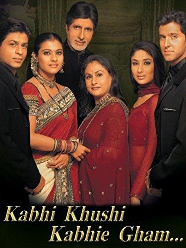 Amazon.com: Kabhi Khushi Kabhie Gham: Amitabh Bachchan ...