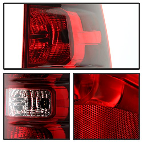 Xtune ALT-JH-CSUB07-OE-R Chevy Suburban Right Passenger Side Tail Light