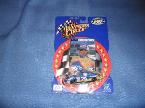 (2000 NASCAR Winner's Circle . . . Mike Skinner #31 Lowe's Chevy Monte Carlo 1/64 Diecast . . . Includes Collector's Card )