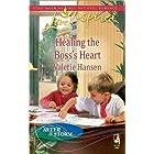 Healing the Boss's Heart (After the Storm Book 2)