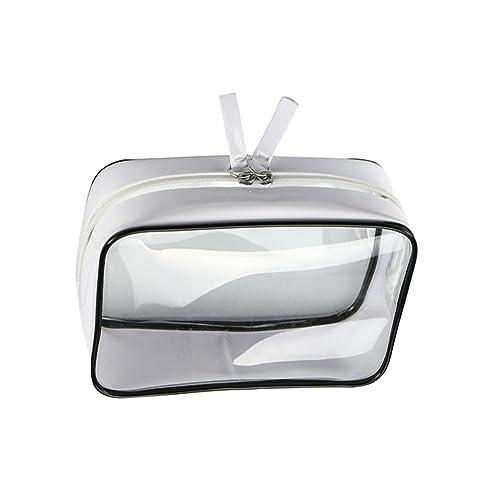 Yuanu Transparente Impermeable Plástico PVC Neceser De ...