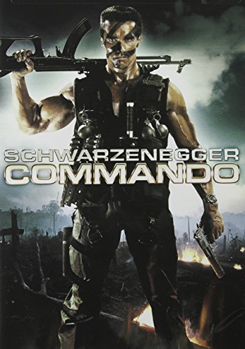DVD : Commando [WS] [Repackaged] (, Dubbed, Dolby, AC-3, Repackaged)