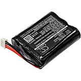 Replacement Battery for Marshall Stockwell