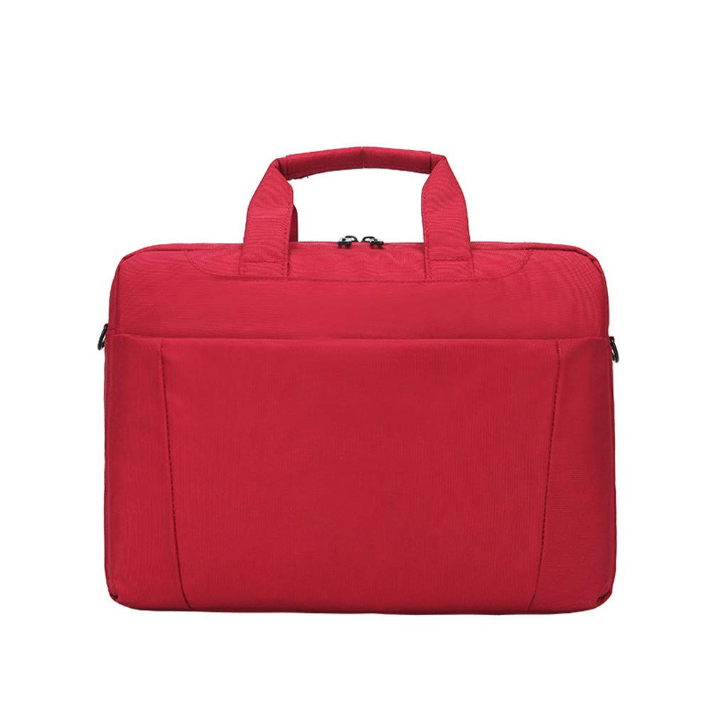 Amyannie Laptop Messenger Bag Waterproof Laptop Bag Messenger Bag Shoulder Bag Shockproof Thick Nylon 13'' / 14'' Briefcase Messenger Bag with Handle and Shoulder Strap Briefcase Laptop Messenger Bag by Amyannie (Image #1)