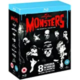 Universal Monsters: The Essential Collection [Blu-ray]