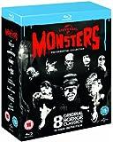Universal Classic Monsters:the [Reino Unido] [Blu-ray]