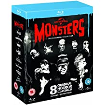 Universal Monsters: The Essential Collection