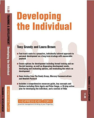 Developing the Individual: Training and Development (ExpressExec)