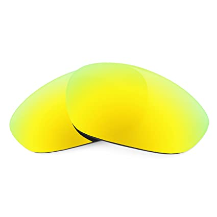 c17a47649358a Revant Polarized Replacement Lenses for Oakley Minute 2.0 Bolt Gold  MirrorShield®