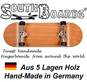 SOUTHBOARDS Deutschland #90312 CHERRY/SI/SWZ - Skateboard