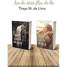Box O Que Resta de Mim (Livro 1 e 2)