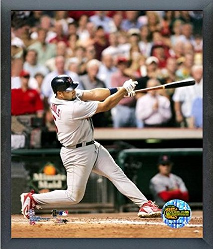 Albert Pujols St. Louis Cardinals 2005 MLB NLCS Action Photo (Size: 12