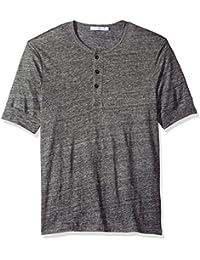 Alternative Men's Linen Jersey Costa Del Sol Henley