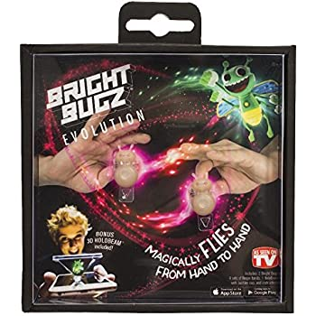 Amazon Bright Bugz Magical Glow In The Dark Light Sticks