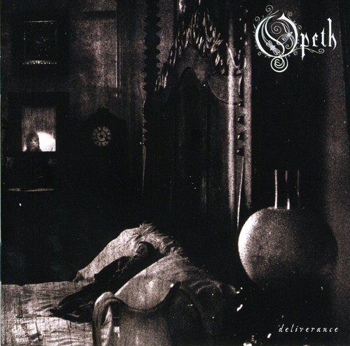 CD : Opeth - Deliverance (Germany - Import)