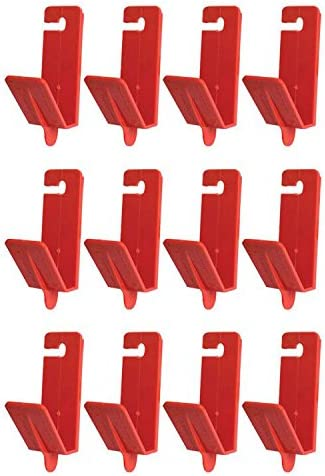 12-Pack Fastcap CROWNMOLDCLIP Crown Molding Installation Heavy Duty ABS Clips