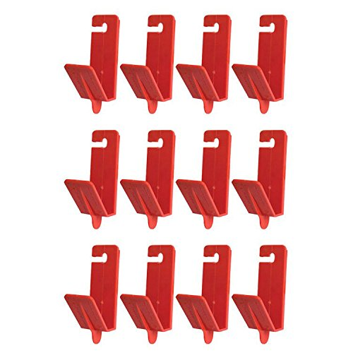 Fastcap CROWNMOLDCLIP Crown Molding Installation Heavy Duty ABS Clips, ()
