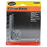Corner Braces With Screws - Case of 96