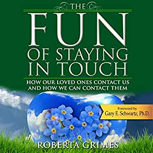 The Fun of Staying in Touch Audiobook