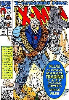 Uncanny X-Men (1963 series) #294