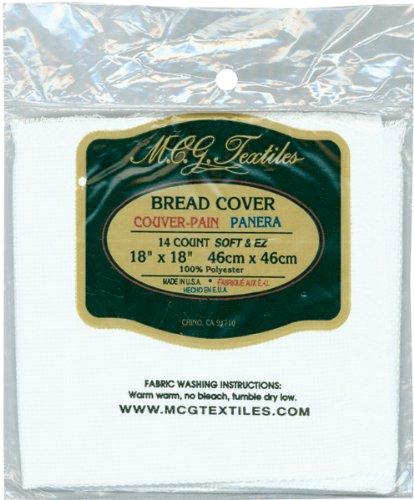 MCG Textiles Soft Breadcover White