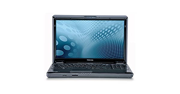 Toshiba Satellite L505D Eco Vista