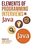 img - for Elements of Programming Interviews in Java by Adnan Aziz (2015-10-06) book / textbook / text book