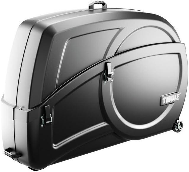 Maleta de transporte Thule Round Elite Pack n Pedal negro c ...