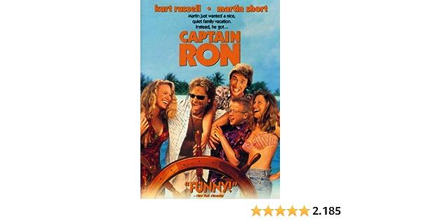 Captain Ron [Reino Unido] [DVD]: Amazon.es: Cine y Series TV