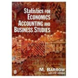 Statistics for Economics, Accountancy and Business Studies, Michael Barrow, 0582239532