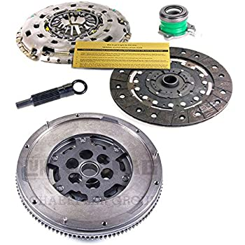 LUK CLUTCH KIT& SLAVE& DMF FLYWHEEL 05-12 FORD ESCAPE MAZDA TRIBUTE 2.3L 2.5L