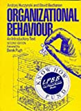 img - for Organizational Behaviour: An Introductory Text by Andrzej Huczynski (1991-01-01) book / textbook / text book