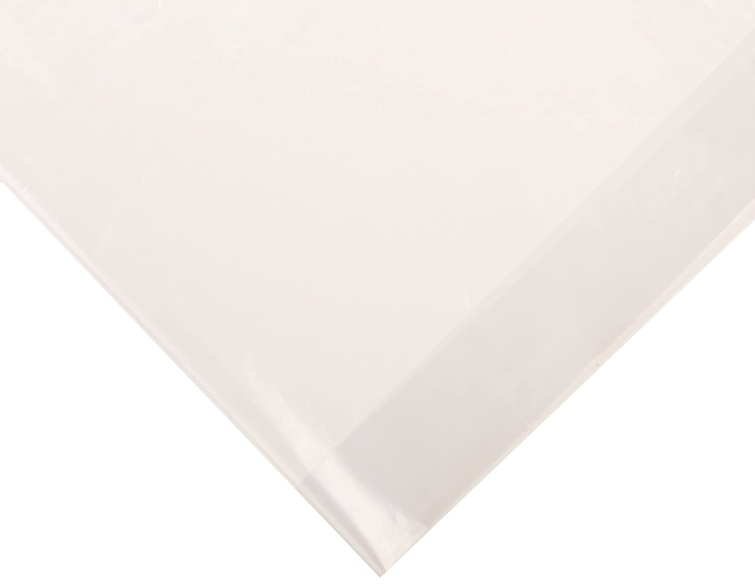 Bauxko 26 x 4 x 42 Gusseted Poly Bags 2 Mil xPB1641-25 25-Pack