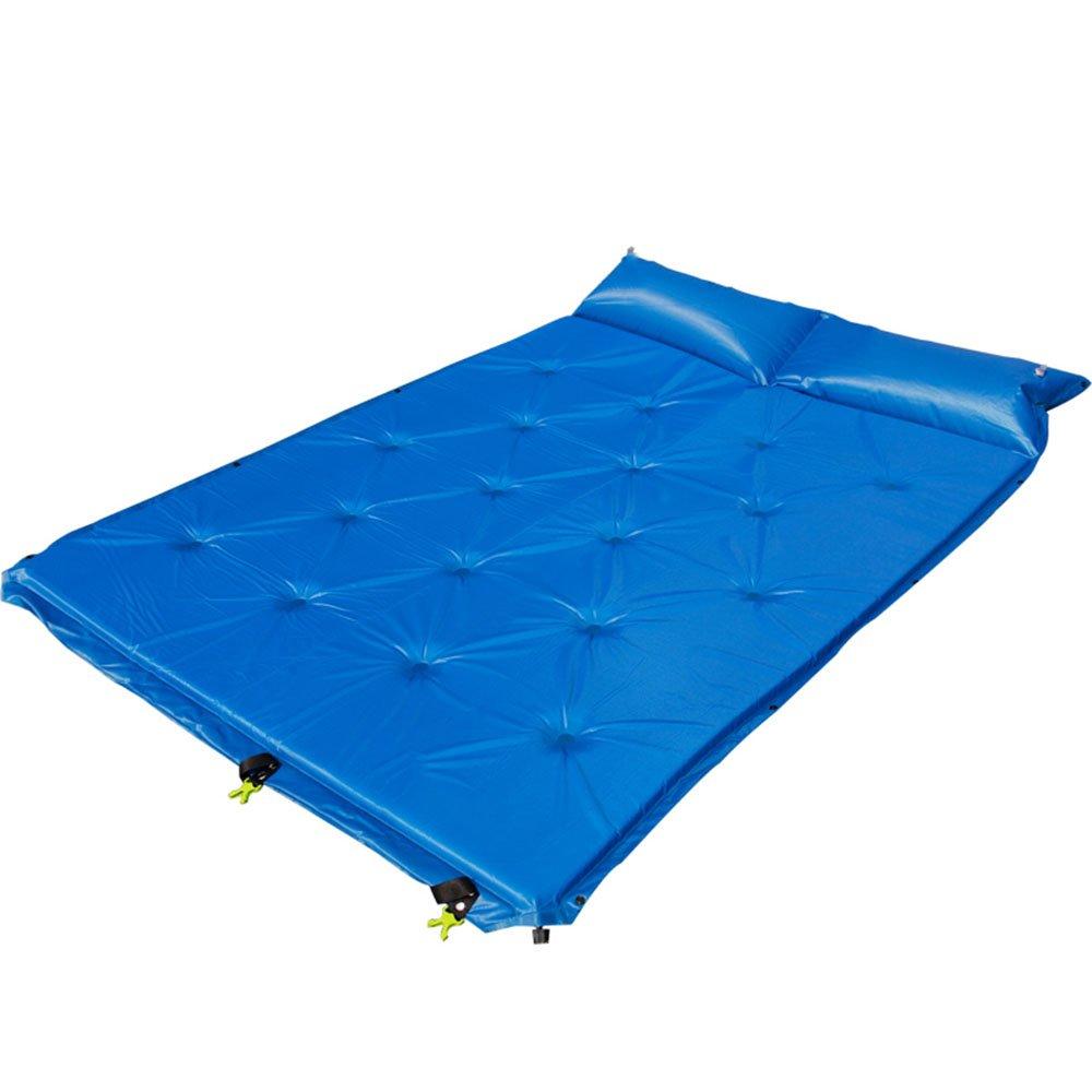 HPLL Aufblasbares Bett-im Freien automatisches aufblasbares Bett-kampierendes doppeltes aufblasbares Bett kann gespleißtes aufblasbares Bett sein, das feuchtigkeitsfestes aufblasbares Bett klebt