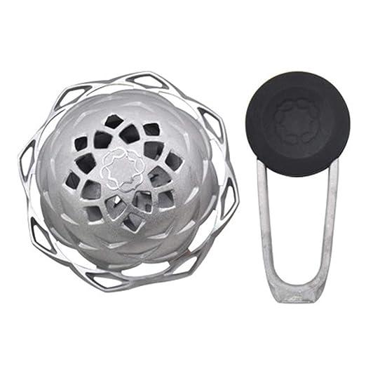 LSS Horno de carbón de aleación de Aluminio para cachimba ...